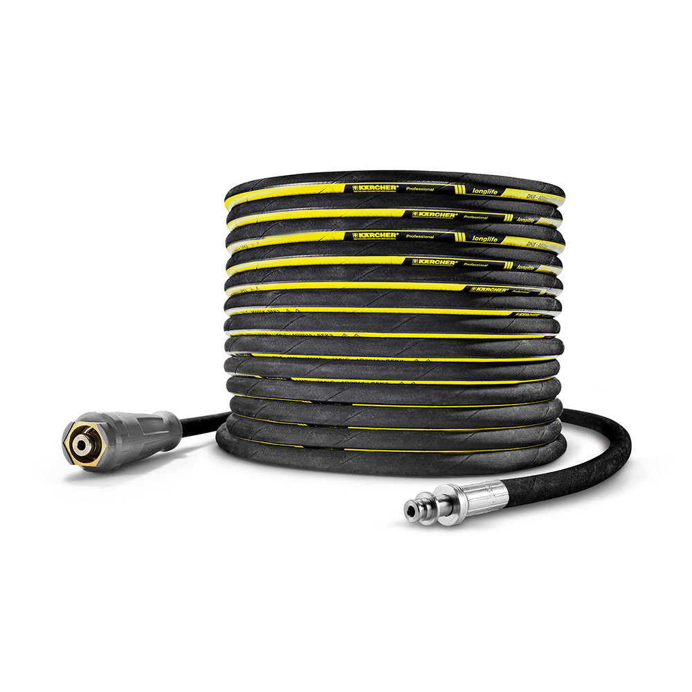 Karcher PPH/High-pressure hose Longlife 400 1x AVS  ID 8  400 bar  20 m  ANTI Twist