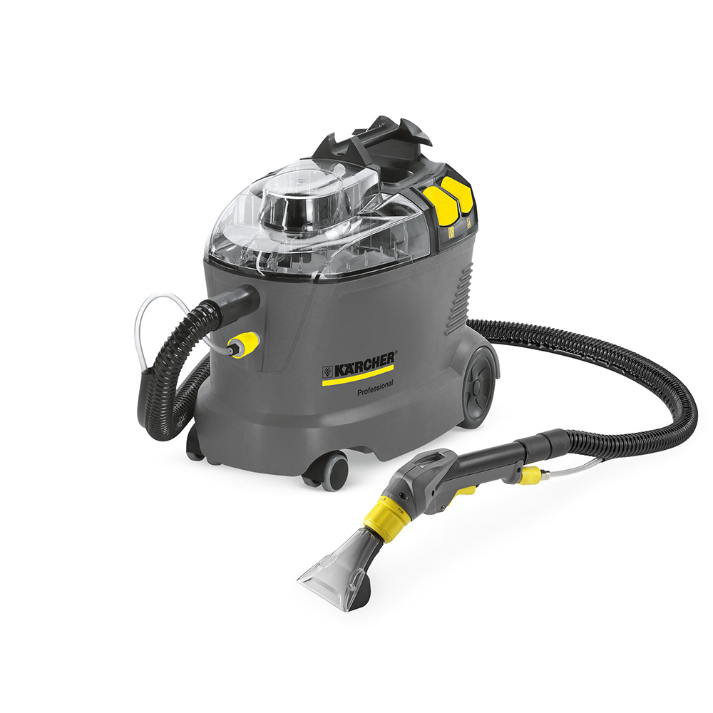 Karcher PUZZI 8/1 C with hand nozzle  GB