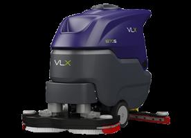 Tennant VLX 1870S 600/700mm Walk Behind Scrubber Dryer Batt Package