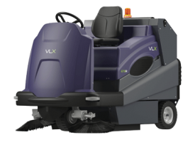 Tennant VLX 878 R Large Ride On Sweeper
