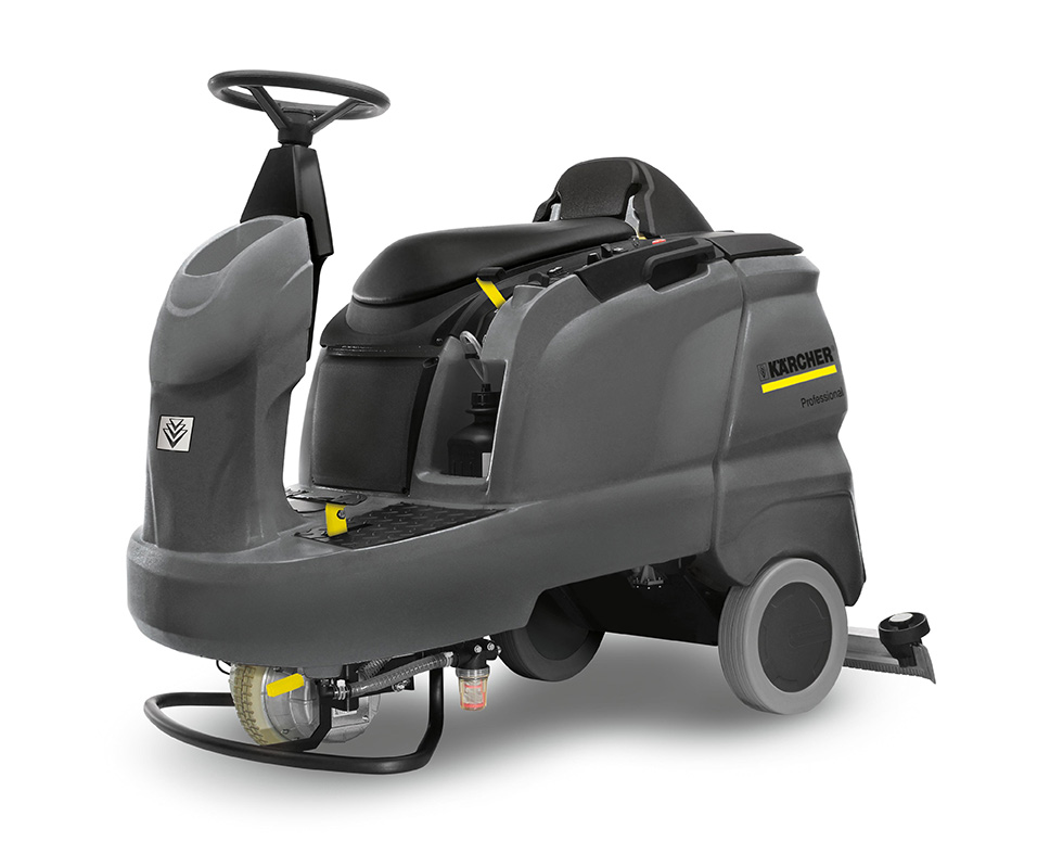 Karcher B 90 R Adv DOSE Bp Pack anthr