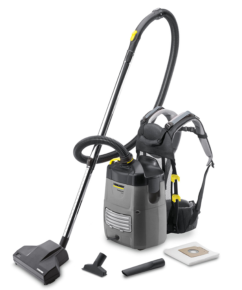 Karcher BV 5/1 Backpack 240V Dry Professional Vacuum Cleaner