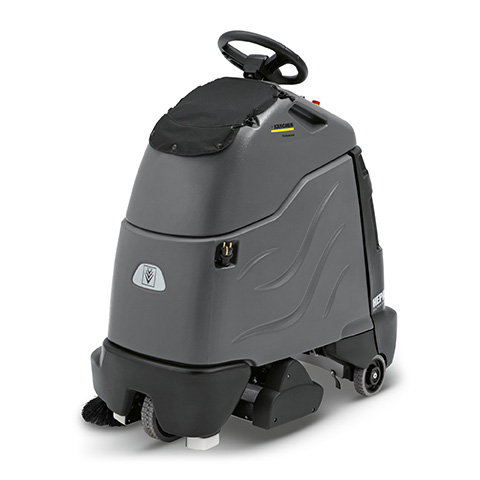 Karcher CV 60/2 RS Bp Step On Vacuum Cleaner