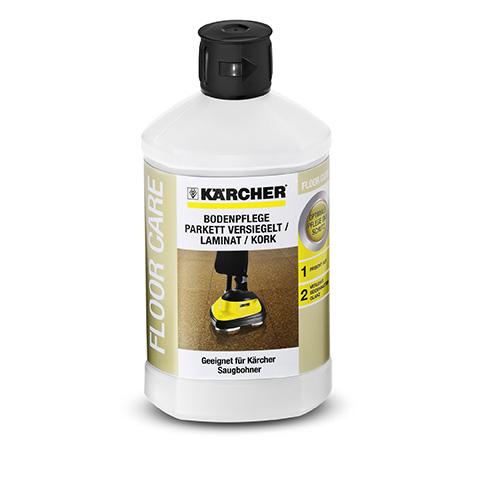 Karcher Floor Care for parquet/sealed/laminate/cork