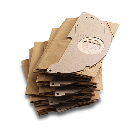 Karcher Paper Filter Bags For  WD2