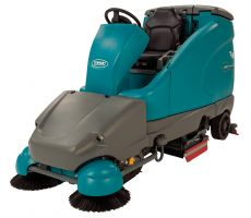 T16 Battery-Powered Ride-on Scrubber-Dryer