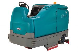 T17 Battery-Powered Ride-on Scrubber-Dryer