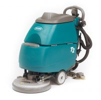 T2 Battery Walk-Behind Scrubber-Dryer