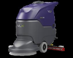 Tennant VLX 1040S 500mm Disc Brush Walk Behind Scrubber Dryer Batt Package