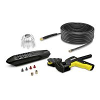 Karcher Roof Gutter   Pipe Cleaning Set