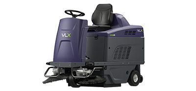 Tennant VLX 838 R Ride On Sweeper