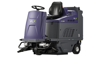 Tennant VLX 858 R Ride On Sweeper