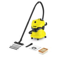 Karcher WD 4 Wet   Dry Vacuum Cleaner